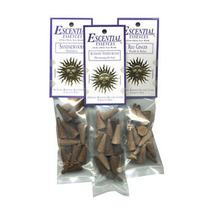 Escential Essences Moon Goddess Incense Cones - $3.75