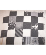 """Van's """"Off the Wall"""" Checkered-Pattern White Graphic Print T Shirt S - $15.45"""