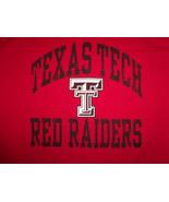 NCAA Texas Tech Red Raiders JanSport Graphic Print TShirt XXL - $15.45