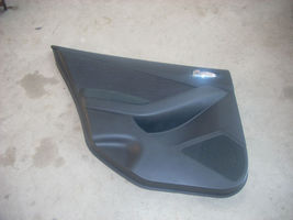 2010 NISSAN ALTIMA LEFT REAR DOOR TRIM PANEL