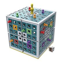 Squashed 3D Strategy Board Game - $32.22