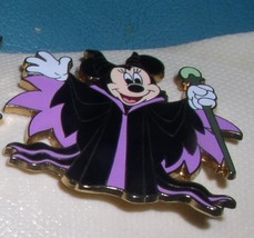 Minnie Mouse as Maleficent  Authentic Disney pin No Card - $59.99