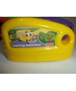 "Smart Cycle Fisher Price Cartridge ""Learning Ad... - $8.99"