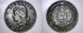 1893 Argentina 2 Centavo World Coin - $9.99