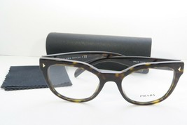 Prada Women's Tortoise Glasses with case VPR 21S 2AU-1O1 51mm - $170.99