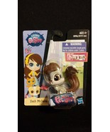 LITTLEST PET SHOP Dash McDernutt Plastic Toy Pet Figurine - $7.00