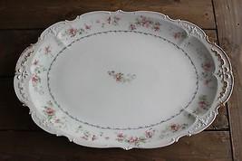 Large CH Haviland Limoges GDA France Platter Tray - $198.00