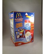 McDonald's McFlurry Maker Toy Kids 2003 *Refill Packs Not Included *Orig... - $27.71