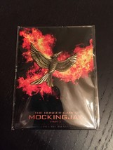 The Hunger Games Mockingjay part 2 pin - Lootcrate - $15.05