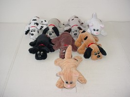 Lot of 8 Tonka Pound Puppies And Pur-r-ries Plush No Tags - $19.70