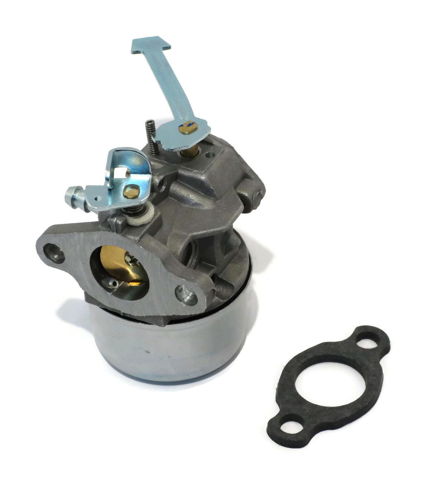 yard machine snowblower carburetor