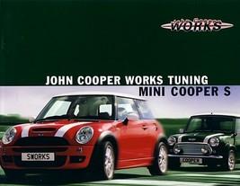 2004 Mini JOHN COOPER WORKS Tuning brochure catalog US 04 accessories - $10.00