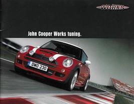 2005 Mini JOHN COOPER WORKS Tuning brochure catalog US 05 accessories - $10.00