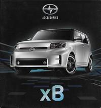 2011 Scion xB parts accessories brochure catalog Toyota TRD  - $6.00