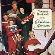 Norman Rockwell - Christmas Memories [Audio CD] - $1.50