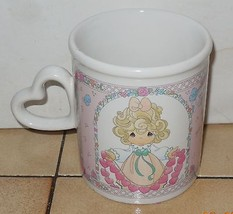 "Coffee Mug Cup Precious Moments ""You have Touched So Many Hearts"" Ceramic - $9.50"