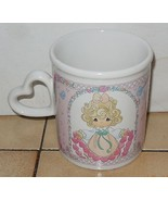 """Coffee Mug Cup Precious Moments """"You have Touched So Many Hearts"""" Ceramic - $9.50"""