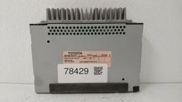 2004 Lexus Es330 Am Fm Cd Player Radio Receiver 78429 - $60.83