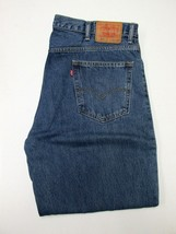 Mens Levi Series 550 Denim Jeans Size 42 x 30 - $18.99