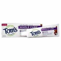 Toms Of Maine, Toothpaste Cinnamon Clove Whole Care, 4 Ounce - $12.75