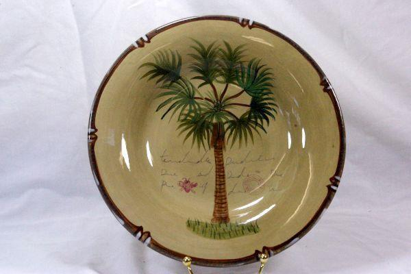 Primary image for Tabletops Unlimited 2012 Bora Bora Dinner Plate