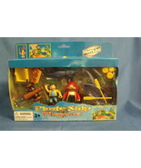 Toys New Hunson Pirate Ship Playset 8 pieces - $7.95
