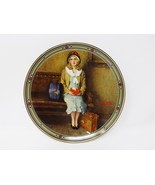 """Knowles """"A Young Girl's Dream"""" Collectible Plate - Rockwell's American D... - $16.14"""