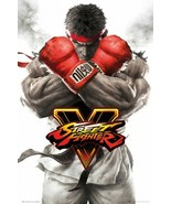 Street Fighter 5 PC Steam Key NEW Download V Region Free - $10.12