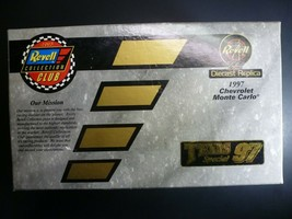 Revell Collection Club 1/24 Die Cast #97 1997 Chevrolet Monte Carlo #231 of 1596 - $45.53