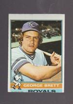 1976 Topps # 19 George Brett Kansas City Royals VG - $5.00