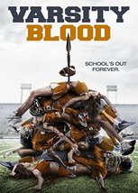 Varsity Blood (2014) DVD