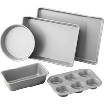 NEW Wilton Ever-Glide 5-Piece Non-Stick Bakeware Set - $27.99