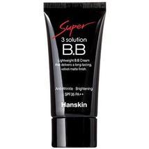 Hanskin Super Three Solution BB Cream SPF35 PA++ 30ml - $27.41+