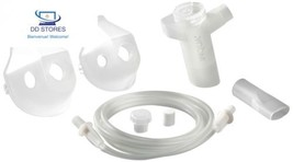 Coffret nébuliseur Inqua BR02 1200 avec masque respiratoire, embout bucc... - $73.21