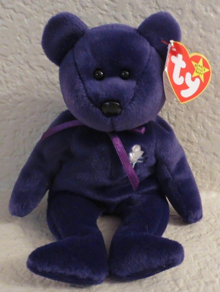 e9ca0b98208 Ty Beanie Baby Princess Gasport Hang Tag and 50 similar items. S l1600