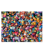 Ceaco Disney Collections Vinylmation Jigsaw Puzzle Series 1 24″x18″ 750 ... - $35.63