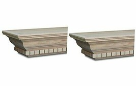 Winfield Mantel Shelf 72in W x 7-3/4in 72in W x 7-3/4in D x 4-3/8in H R... - $246.92