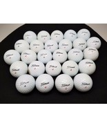 Titleist Golf Balls Size 4 Lot of 26 - $24.26