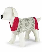 Family Pajamas Winter Fairisle Christmas Holiday Winter Snowflake Pet Sw... - $16.95