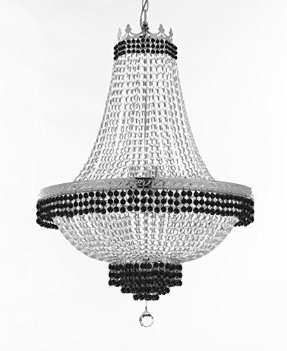 French Empire Crystal Chandelier Chandeliers And Similar Items