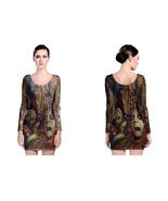 Alice Cooper American Singer Long Slevee Bodycon Dress - $24.99+