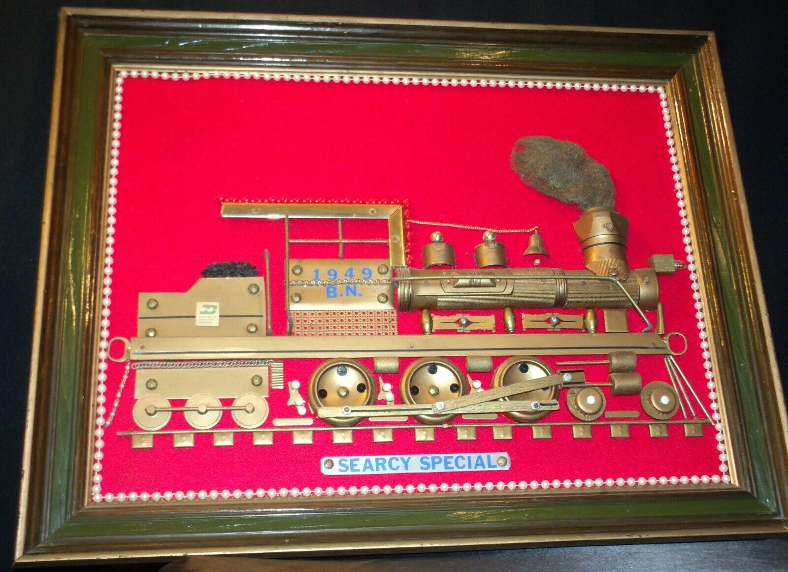1949 BN Searcy Special Hand made AA-191802 Vintage Collectible