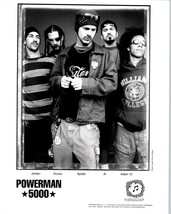 RARE Original Press Photo of Powerman 5000 an A... - $49.49