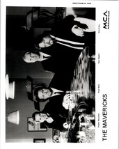 RARE Original Press Photo of The Mavericks An E... - $49.49