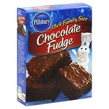 Pillsbury 13x9 Family Size -Dark Chocolate (2 pack) - $9.00