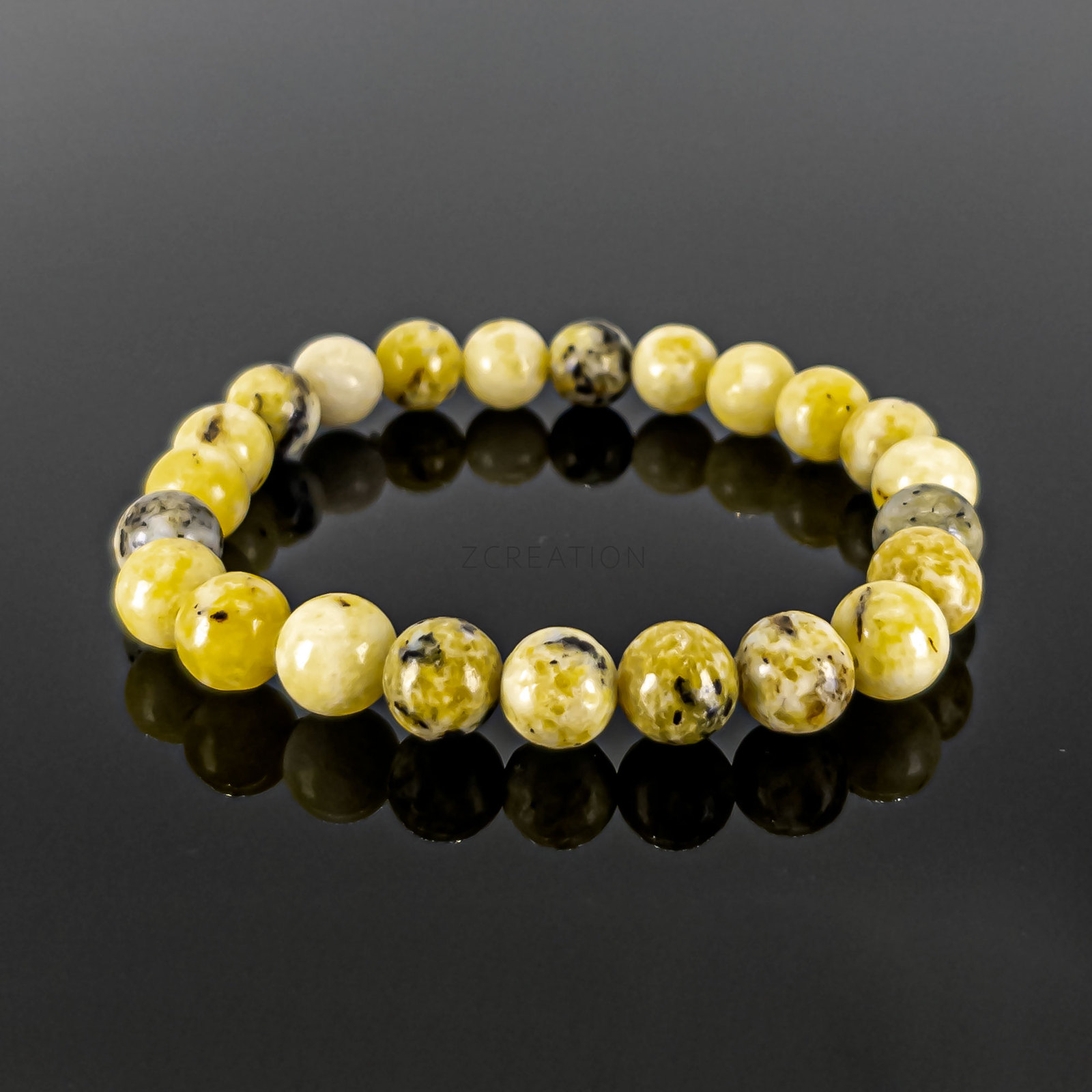 Primary image for Serpentine Round Bead Stretchable Bracelets