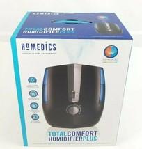 Homedics Warm & Cool Mist 1.4 Gal Total Comfort Humidifier Plus. For Lar... - $58.19
