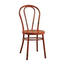 Acme Jakia Side Chair (Set-2) - 96812 - Antique Orange - $456.19