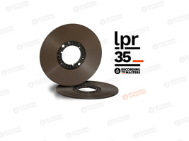 "RTM LPR35 BASF Long Play Reel Tape 1/4"" 3600ft 1100m 10.5"" Authorised De... - $42.57"