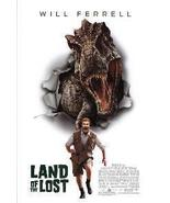Land Of The Lost  27 x 40 Original Movie Poster 2009 - $14.95